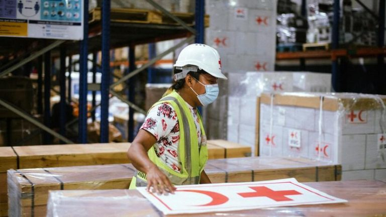 Red Cross set to launch a Humanitarian Logistics Hub in the Southern Cone of the Americas